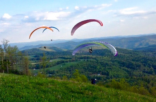 Blue Ridge Paragliding Club